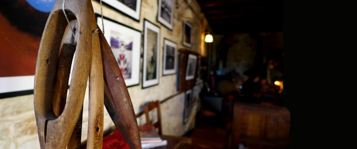 Μαγερειό τού ξενώνα Ανέμη στα Ζαγοροχώρια | ANÉMI, UNE MAISON D'HÔTE, PETITE MAIS CONVIVIALE, AU CŒUR DES VILLAGES DE ZAGORI