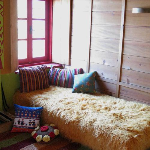 Η Ανέμη αποτελείται από 7 δωμάτια