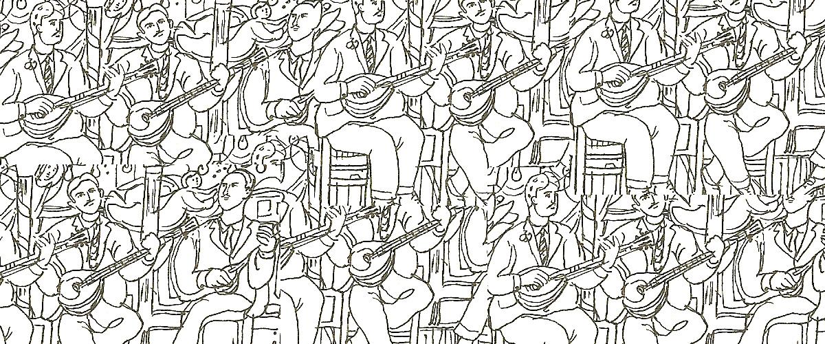 Μουσική βραδιά με τους Τουρλού Ταμάμ κυριακή 05/01, από τις 19:00 (σιγά-σιγά) πληροφορίες: ανέμη