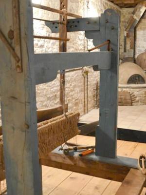 Ο αργαλείος! the loom!