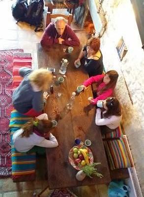 Ξενώνας Ανέμη στα Ζαγοροχώρια, τετράκλινα και family friendly !!