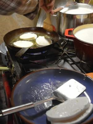« Seulement du lait et de l'amour », fabrication de fromage à Zagori